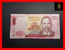 MALAWI 100 Kwacha 1.1.2016  P. 65 B  UNC - Malawi