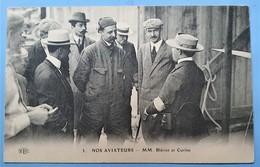 AVIATION - AVIATEURS - BLERIOT Né à CAMBRAI Et CURTISS - ELD N°3 - Aviateurs