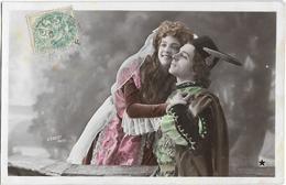 CPA -  Couples - Fantaisies