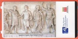 Ravenna - Open Domus Dei Tappeti Di Pietra - Bassorilievo Di Augusto - Biglietto D'ingresso Intero - Usato - Eintrittskarten