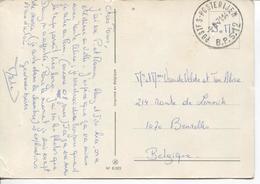 REF666/ CP Humoristique En SM C.Postes-Posterijen 9/8/71 BPS 12 > BXL - Posta Militare