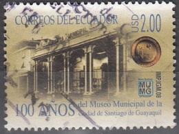 Ecuador 2008 100 Ans Musée National O Cachet Rond - Equateur