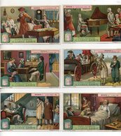 FIGURINE LIEBIG - 1928 - Beethoven - Serie Completa Nr. 1203 (Sanguinetti) - Lingua Italiana - (FDC20925) - Liebig
