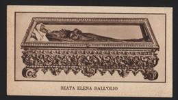 614 Santino Antico Beata Elena Dall'Olio Da Bologna - Religione & Esoterismo