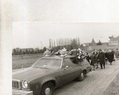 POST  MORTEM    - LIJKWAGEN    FOTO   18 OP 13 CM - Photos
