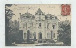 "Huismes (37) : La Villa Bourgeoise ""La Chaussée"" En 1908 PF. - Francia"