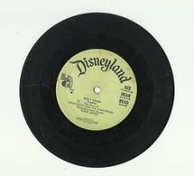 GOLDILOCKS AND THE THREE BEARS – VINYL - DISNEYLAND RECORDS - ROBIE LESTER – 315 - 1967 - Children