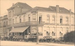 BLANKENBERGE : Restaurant-Châlet De La Huitrière - Oldtimers -- Prachtkaart / Bd De Smet De Nayer,1 - Blankenberge