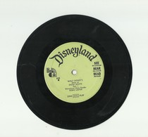 SNOW WHITE AND THE SEVEN DWARFS – VINYL – DISNEYLAND RECORDS – 315 - 1977 - Kinderlieder
