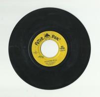 THE WIZARD OF OZ – PETER PAN RECORDS – VINYL - 45-620 - Kinderlieder