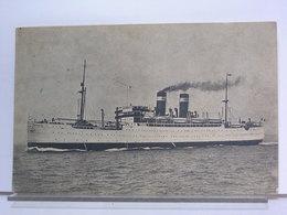 PAQUEBOT - S.S. SINAIA - FABRE LINE - Dampfer