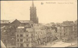 BLANKENBERGE : Panorama Et Tour De L'Eglise - Blankenberge