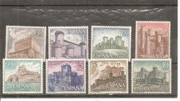España/Spain-(MH/*) - Edifil  1809-16  - Yvert  1468-75 - 1931-Today: 2nd Rep - ... Juan Carlos I