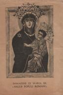 620 Santino Antico (1949) Madonna Salus Populi Romani - Roma - Religione & Esoterismo