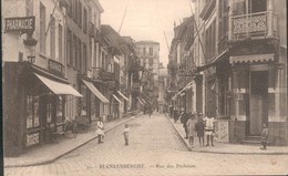 BLANKENBERGE : Rue Des Pêcheurs - Blankenberge