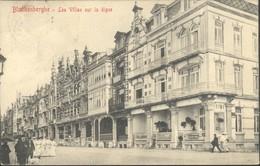 BLANKENBERGE : Les Villas Sur La Digue - Blankenberge