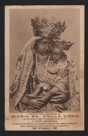 621 Santino Antico (1922) Maria SS Della Neve Da Torre Annunziata - Napoli - Religione & Esoterismo