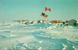 Alaska AIDJEX Camp Big Bear Floating Ice Station April 1975 - Sonstige