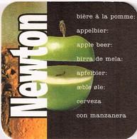 Sous Bock - NEWTON - - Bierviltjes