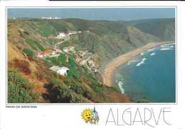 Portugal. CPM. Faro. Algarve. Aljezur. Praia Da Arriffana - Faro