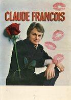 CLAUDE  FRANCOIS  15 OP 21  CM - Famous People