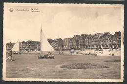 +++ CPA - MIDDELKERKE - La Plage - Het Strand - Char à Voile - Nels   // - Middelkerke