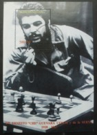 TURKMENISTAN Bloc N°7 Che Guevara Oblitéré Cote 10€ - Turkménistan