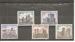 España/Spain-(MH/*) - Edifil  1927-31  - Yvert  1584-88 - 1931-Today: 2nd Rep - ... Juan Carlos I