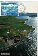 PORT JEANNE D'ARC KERGUELEN 1987 - Tierras Australes Y Antárticas Francesas (TAAF)