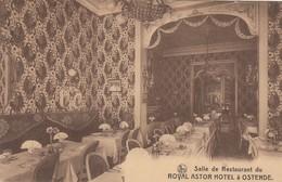 Oostende - Ostende - Royal Astor Hotel - Salle De Restaurant - Oostende