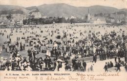R334221 Wellington. Basin Reserve. F. T. Series. No. 483. 1907 - Welt
