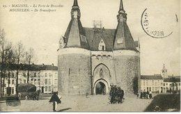 Malines La Porte De Bruxelles 23 - Malines
