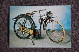 Motocyclette De Félix MILLET - 1893 - Motos