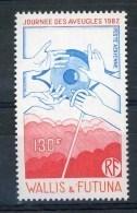 Wallis Et Futuna  -  1982  -  Avion  :  Yv  120  ** - Neufs