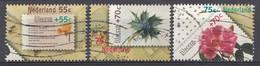 Pays-Bas 1988  Mi.nr: 1336-1338 Briefmarkenausstellung   Oblitérés / Used / Gestempeld - Period 1980-... (Beatrix)