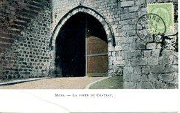 Mons - La Porte Du Chateau - Mons