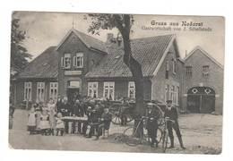 Ansichtskarte , Oldenburg , Gruss Aus Nadorst , Gastwirtschaft Von J. Schellstede , 1910 - Oldenburg