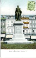 Mons - Monument Léoplold 1er - Mons
