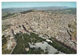 4826 - CALTAGIRONE VEDUTA PANORAMICA AEREA CATANIA 1970 CIRCA - Altre Città