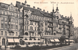 R334851 Wiener Kolosseum. Wien IX. Nussdorferstrasse. 11260 - Cartoline