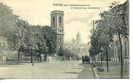 Mons - Rue André Masquelier Et Boulevard Gendebien - Mons