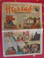 Hurrah ! N° 291 Du 18 Juin 1941. Brick Bradford Police Montée - Hurrah
