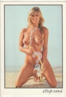 ***  Carte Postale à Gratter - Strip Card Encre Magic Ink - Neuve TTBE - Nus Artistiques (1960-…)