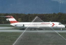Austrian Airways Douglas DC-9 OE-LDG Austria - 1946-....: Era Moderna