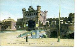 3644 Ostende Entrée Du Champ De Course Hippodrome Wellington - Oostende