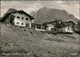 Ansichtskarte Berchtesgaden Fritzenlehen Mit Hohem Brett 1963 - Berchtesgaden