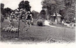 LA MALMAISON - La Roseraie - Chateau De La Malmaison
