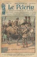 LE PELERIN 2366 DU 30 JUILLET 1922. COMBATTANTS POLONAIS POLOGNE POLAND HAUTE SILESIE SILESIA. THEBES EGYPTE EGYPT - Journaux - Quotidiens