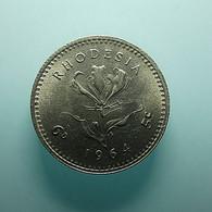 Rhodesia 5 Cents 1964 - Rhodesien