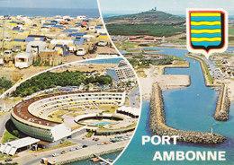 34 Cap D'Agde Port Ambonne Divers Aspects (2 Scans) - Agde